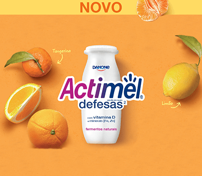 Ajuda as tuas defesas com Actimel