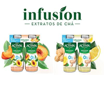 Activia Líquidos Infusion Inspiration